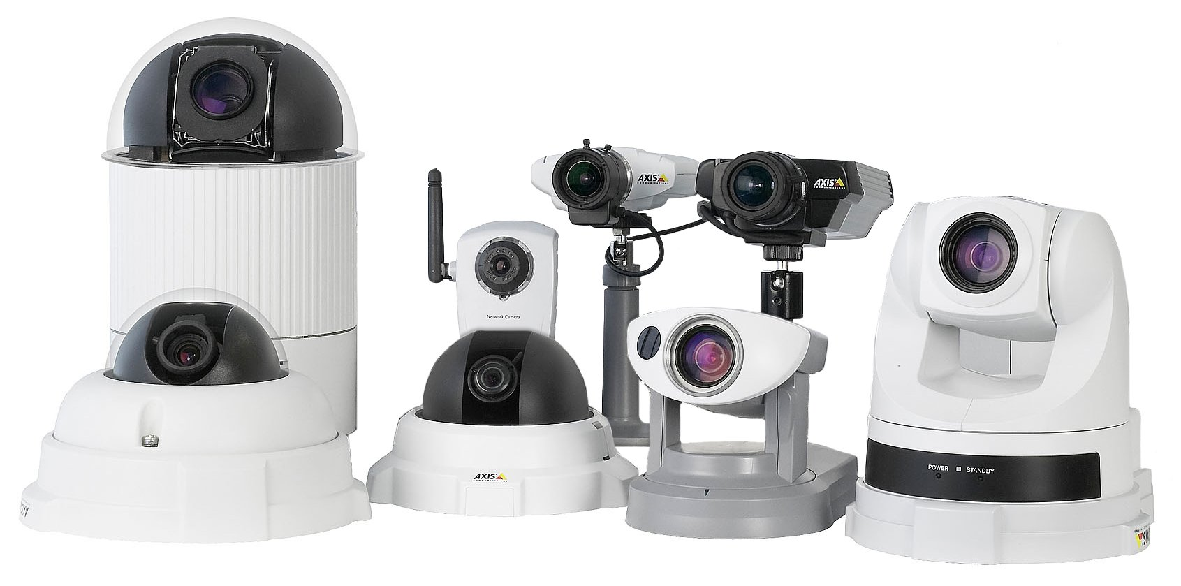 Network Security Cameras | Computer & Network Infrastructure